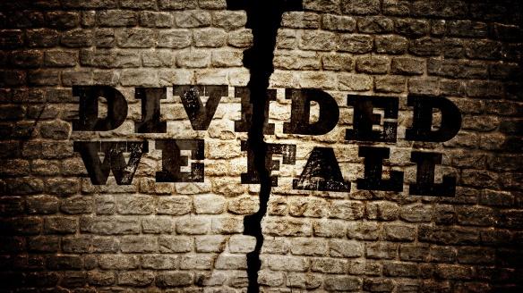 Divided-wall