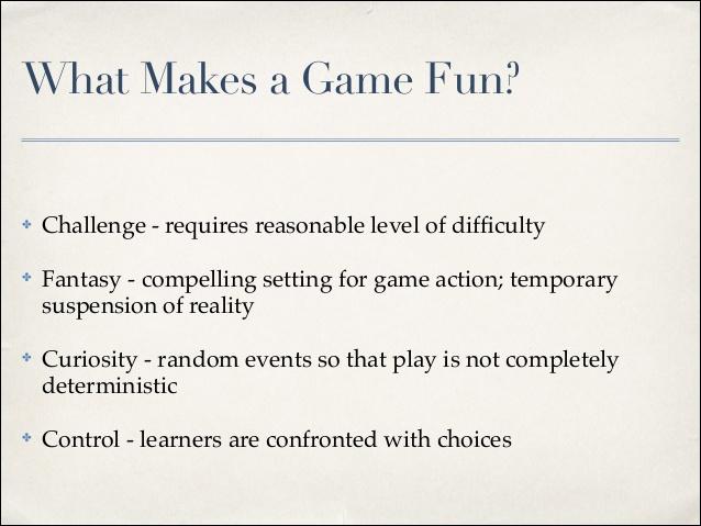 Gaming-Fun
