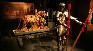DaVinci exhibit-Ruby Washington Image via NYTimes