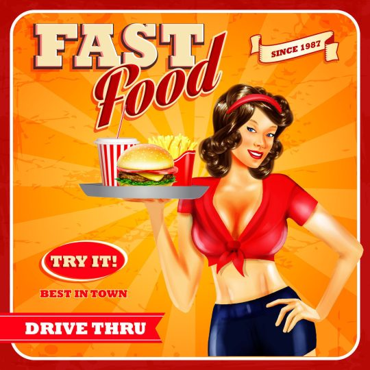 FastFood- Try It!