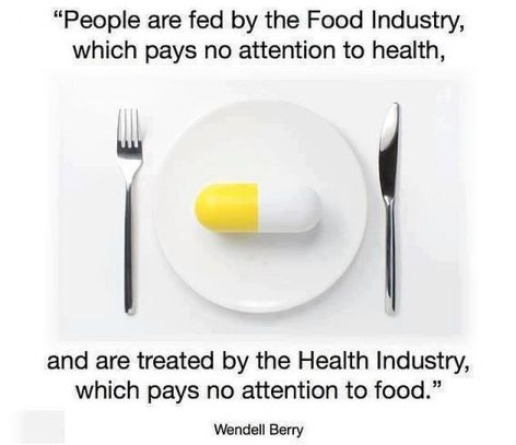 Food Industry Health Industry