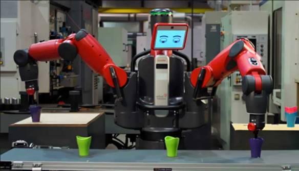 Robot-Baxter