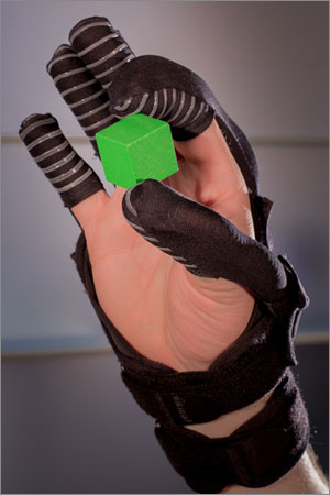 Robot-Soft, robotic glove