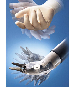 Robotic-wrist-surgery