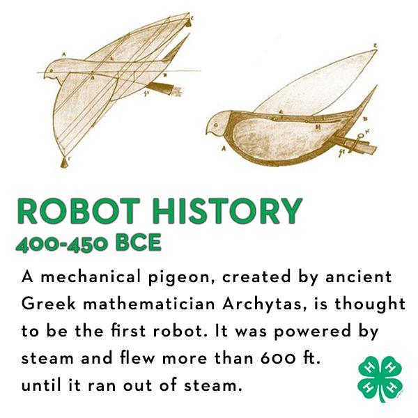 Robots-Mechanical-pigeon